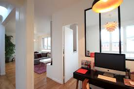 chambre salon aménagement chambre dans un cube buttes aux cailles