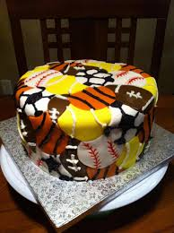 sports cakes sports balls cake i wish i had this kind of talent
