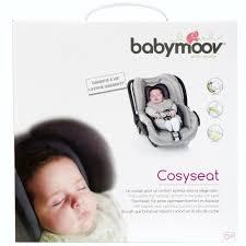 siege babymoov babymoov baby child cosyseat car seat memory foam insert zinc