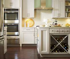photos of painted cabinets painted maple cabinets in a casual kitchen kemper