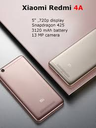Redmi 4a Xiaomi Redmi 4a Global Edition 5 0 Inch 2gb Ram 32gb Rom