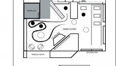floor layout free retail clothing store floor plan clothing boutique floor plan retail