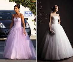prom style wedding dress stroup 90210 prom style wedding dress
