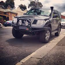 lifted nissan pathfinder outback accessories x rox bar nissan pathfinder r50