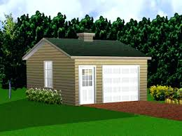 single car garage designs plans for storage shed single
