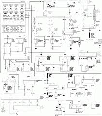 diagram fig51 1990 body wiring continued cable wiring schematic