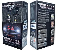 Led Head Light Bulbs by Oracle Led Headlight Bulbs 12 Month Price Match Guarantee