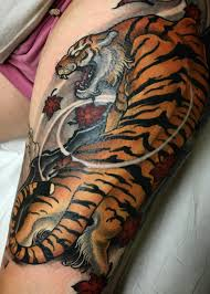 tiger meaning and symbolism ink vivo