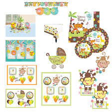 fisher price baby shower table decorating kit fisher price baby