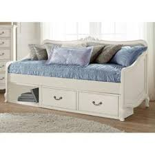 white daybeds with storage