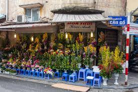 Flower Garden Hanoi by A Photojourney Through The Old Quarter Of Hanoi Earth Trekkers