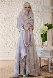 tutorial hijab syar i untuk pernikahan pengantin syar i penelusuran google muslimah gown pinterest