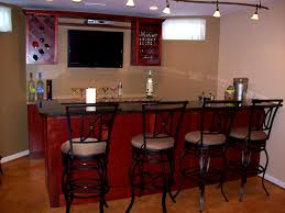 bathroom interesting interior awesome basement bar table design