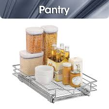 lynk professional roll out pan lid holder pull out kitchen