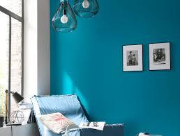 chambre peinture bleu peinture bleue