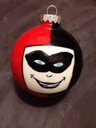harley quinn ornament harley quinn