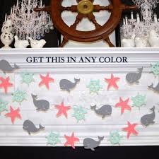 Nautical Baby Shower Decorations Best Nautical Party Decor Products On Wanelo