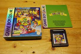nintendo game boy color games u0026 consoles retro game base