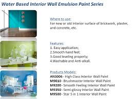 Water Based Interior Paint Maydos Flat Finish Mould U0026 Bacterial Resistance Water Based