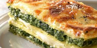 cuisiner epinards lasagnes ricotta épinards recettes femme actuelle