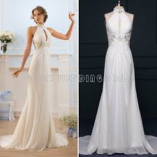 compare prices on mermaid halter satin wedding dresses online