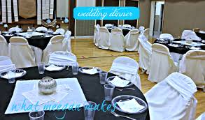 Rehearsal Dinner Decorations Groom U0027s Wedding Dinner Decorations And Ideas