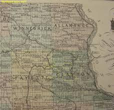 Fayette County Maps Rothlisberger1875iowa01b Jpg