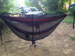 Hammock Bliss Bunk Bed Eno Hammocks With Mosquito Net Happy Camper