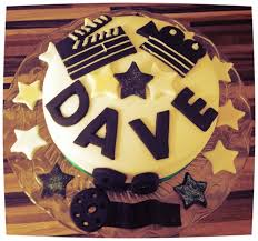 a hollywood star cake for a superstar actor and man of many
