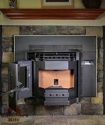 Pellet Stove Fireplace Insert Reviews by Comfortbilt Pellet Stoves Building Quality Comforts