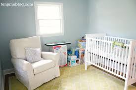 ten june nursery update a freshly painted baby boy u0027s room