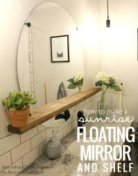 Update Bathroom Mirror by Mirrors Bathrooms Mirrors With Lights Backlit Bathroom Mirror