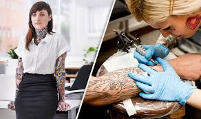 tattoos and the workplace what employers think of getting your