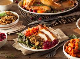 where to get a free thanksgiving dinner