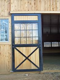 Sliding Horse Barn Doors by Indoor Riding Arena Slider Door Precise Buildings