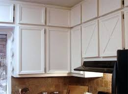 kitchen cabinets trim add moulding and trim to cabinets kitchen