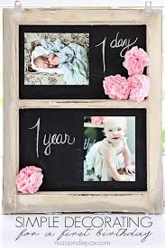 best 25 baby first birthday ideas on pinterest first