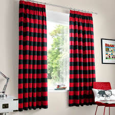 Curtains With Red Kids Curtains Liven Up The Nursery With Fun Patterns U2013 Fresh