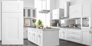 white shaker kitchen base cabinets fashion white shaker recessed panel assembled kitchen