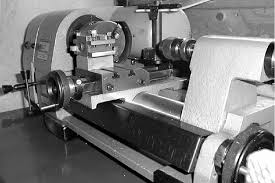 russian round bed lathe