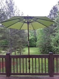 interior umbrosa outdoor patio wallmounted umbrella wallflex