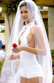 sexiest wedding dress imgur pictures the worst wedding dresses daily mail