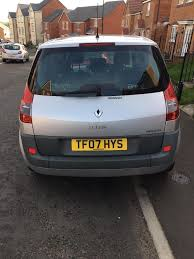 07 renault scenic in easington lane tyne and wear gumtree