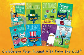 celebrate with pete the cat activity guide