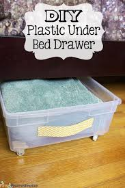 Best  Under Bed Storage Ideas Only On Pinterest Bedding - Under bunk bed storage drawers