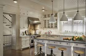 White Kitchen Pendant Lighting Pendant Lights Best Classic Black And White Kitchen With Silver