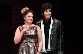Theatre  dance  opera and cabaret reviews   The Stage The Stage Beth Moxon and Ida Ranzlov in Handel     s Faramondo at the Britten Theatre  London  Photo  Reviews