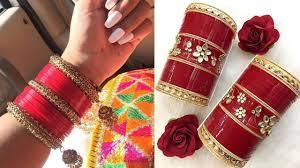 punjabi wedding chura bridal chura designs wedding chura bridal bangles punjabi
