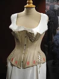 vire costumes 1887 nursing corset from the le corset ou l elegance exhibit at
