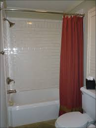 bathroom shower curtain ideas designs victoriaentrelassombras com bathroom bathroom red brown free standing bath shower curtain aside two piece flush free standing bath